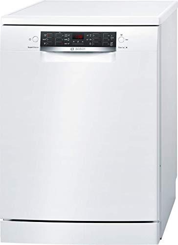 Bosch SMS46NW03E Serie 4 Lavavajillas independiente/A++ / 60 cm/Blanco / 266 kWh/año...