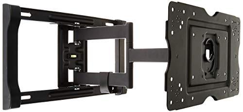 Amazon Basics - Soporte articulado de montaje en pared para televisores de 32' a 80'