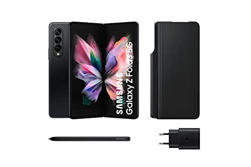 Samsung Galaxy Z Fold3 5G – Teléfono móvil sin tarjeta SIM, Android, Plegable,...