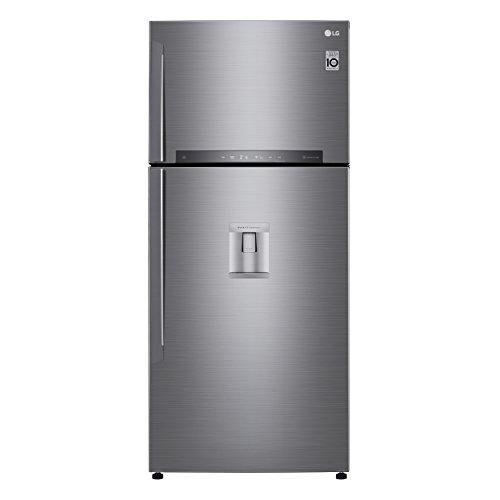 LG GTF744PZPZD nevera y congelador Independiente Acero inoxidable 509 L A++ -...