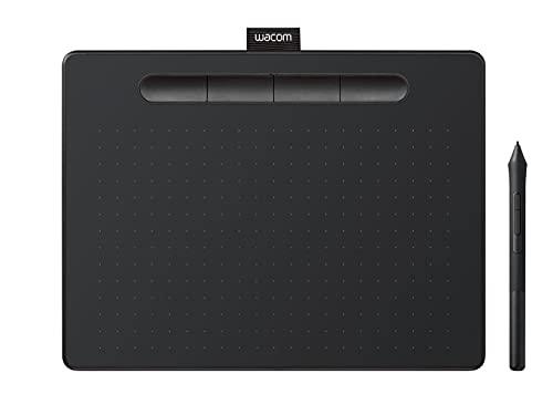 Wacom Intuos Small Tableta Gráfica - tablet para dibujar, pintar, editar fotos tos...