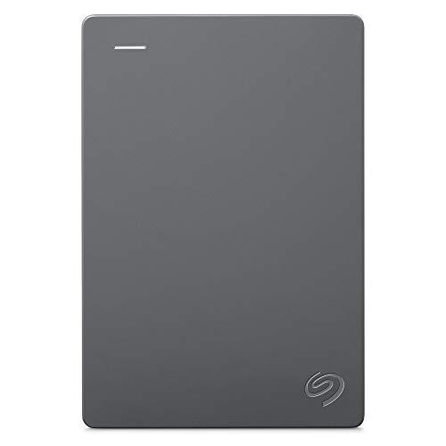 Seagate Basic portátil, 1 TB, Disco duro externo, HDD, USB 3.0 para PC, ordenador...