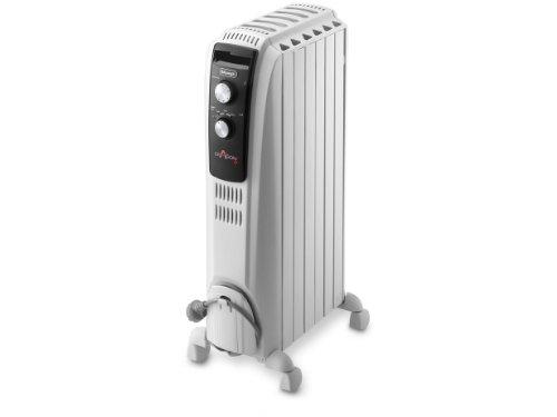 De'longhi Dragon TRD40 0615 - Radiador de aceite, 1500 w, función anti heladas, 3...