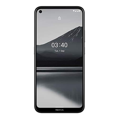 Nokia 3.4 -Smartphone 6,39'' HD+ (4GB RAM, 64GB ROM, Cámara 13MP y 15MP, Batería...
