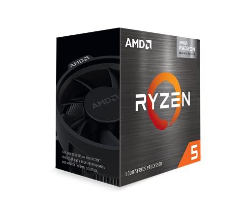 AMD Ryzen 5 5600G, con Wraith Stealth Cooler