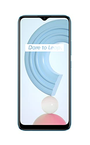realme C21 Smartphone Libre, Batería de 5000 mAh, Pantalla completa de 6,5' con...