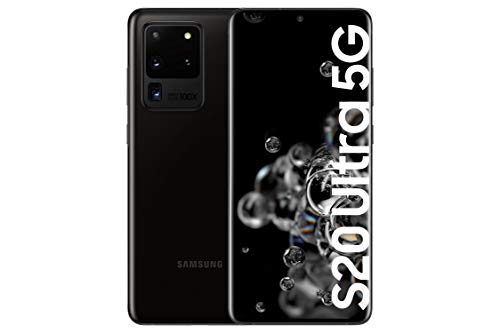Samsung Galaxy S20 Ultra 5G - Smartphone 6.9' Dynamic AMOLED (12GB RAM, 128GB ROM,...