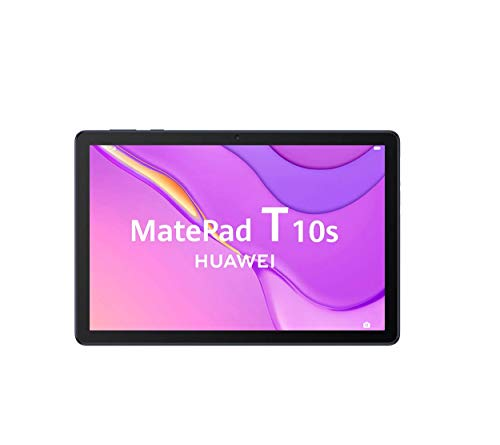 HUAWEI MatePad T10s - Tablet de 10.1' con pantalla FullHD (WiFi, RAM de 3GB, ROM de...