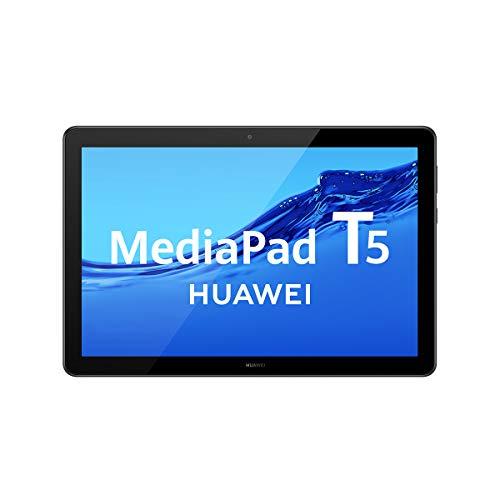 HUAWEI Mediapad T5 - Tablet de 10.1' FullHD (Wi-Fi, RAM de 2GB, ROM de 32GB, Android...