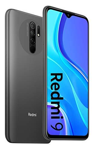 Xiaomi Redmi 9 - Smartphone 3GB 32GB, Pantalla FHD+ de 6.53', AI Quad Cámara de 13...