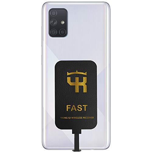 2000 ma Tipo C Adaptador Carga Inalambrica para Samsung Galaxy A52 A51 A50 A90 A72...