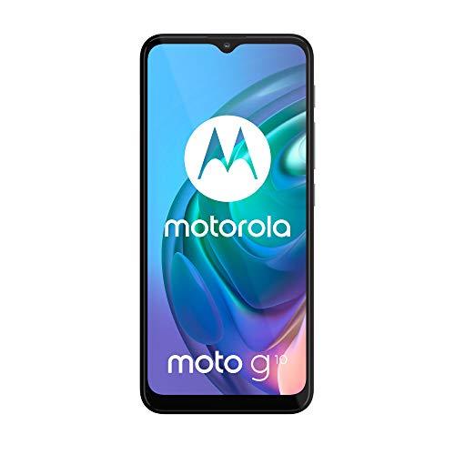 Motorola Moto g10 (Pantalla de 6.5' Max Vision HD+, Qualcomm Snapdragon, sistema de 4...