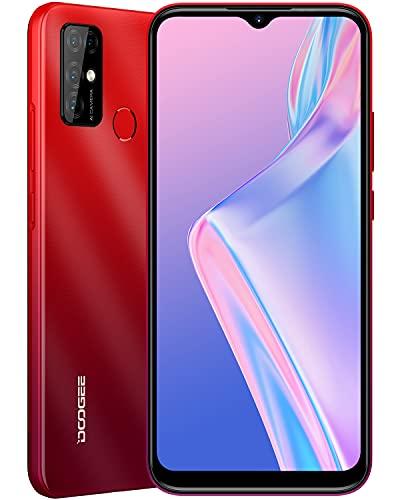 DOOGEE X96 Pro [2021] Moviles Baratos, 4GB RAM+64GB ROM, 5400mAh, 4G Smartphone...