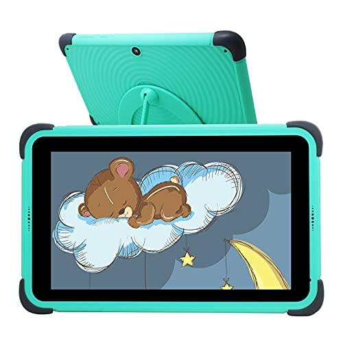 Tablet Niños de 7 Pulgadas, Tablet Niños con ROM de 32GB, IPS HD Display Quad-Core...