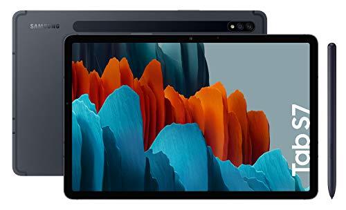 Samsung Galaxy Tab S7 - Tablet de 11' con pantalla QHD (Wi-Fi, Procesador Qualcomm...