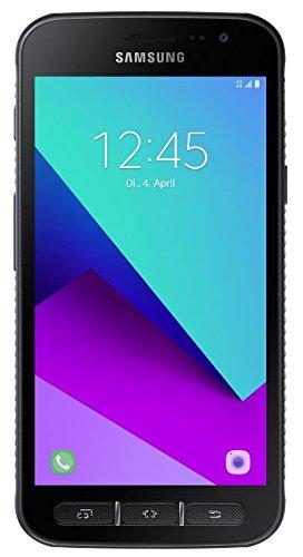 Samsung Galaxy Xcover 4 Smartphone negra (12,67cm [pantalla táctil de...