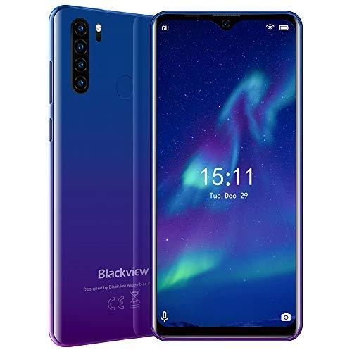 Blackview A80 Plus Smartphone oferta 4G (2021), 6.49 pulgadas 19:9 HD + pantalla,...