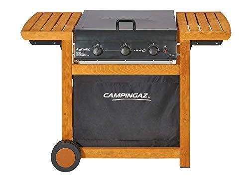 Campingaz Adelaide 3 Woody DualGas 14000 W - Barbacoa (14000 W, Barbacoa, Gas, 14000...