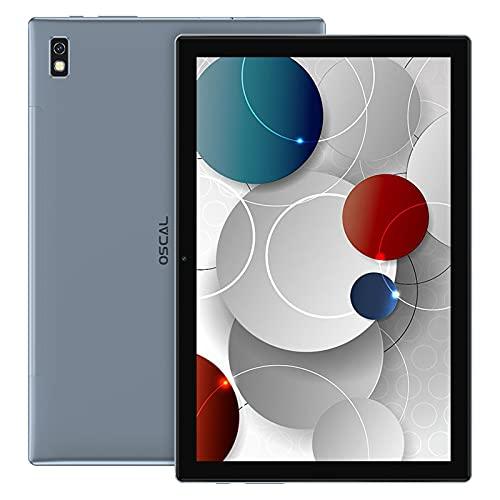 OSCAL Pad8 Tablet 10 Pulgadas 4G LTE+5G WiFi Android 11, 4GB RAM+64GB ROM (TF 128GB),...