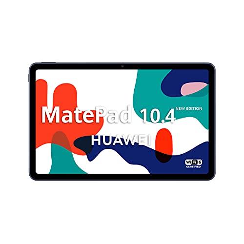 HUAWEI MatePad 10.4 New Edition - Tablet de 10.4' con Pantalla FullHD (WiFi 6, RAM de...