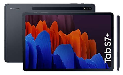 Samsung Galaxy Tab S7+ - Tablet de 12.4' QHD (Wifi, Procesador Qualcomm Snapdragon...