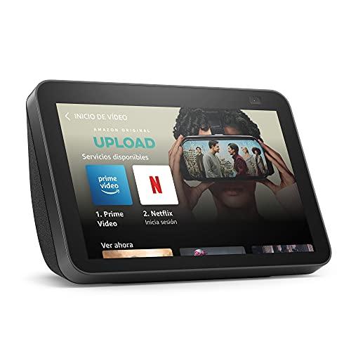 Nuevo Echo Show 8 (2.ª generación, modelo de 2021) | Pantalla HD inteligente con...