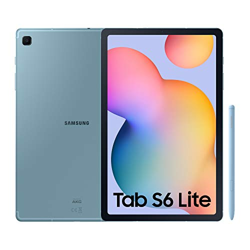 SAMSUNG Galaxy Tab S6 Lite - Tablet de 10.4' (WiFi, Procesador Exynos 9611, RAM de...