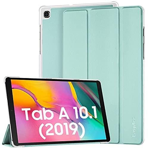 EasyAcc Funda Compatible con Samsung Galaxy Tab A 10.1 2019, Ultra Slim PU Protectora...