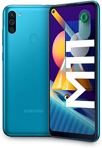 SAMSUNG Galaxy M11 | Smartphone Dual SIM, Pantalla de 6,4'', Cámara 13 MP, 3 GB RAM,...