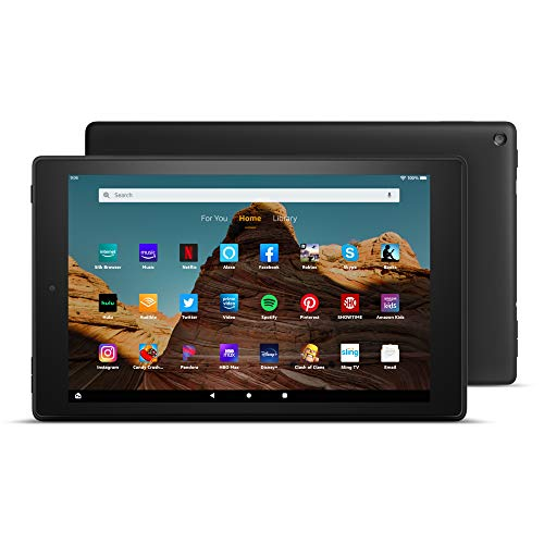 Amazon Fire HD 10 Tablet 32GB Black (2019)