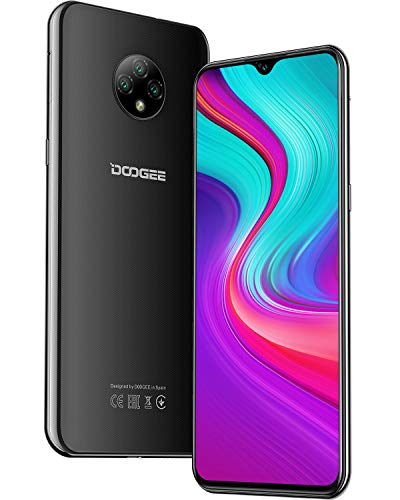 Teléfono Móvil Libres, DOOGEE X95 Android 10 Smartphone Libre, 4G Smartphone Barato...