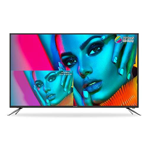 Televisor Kiano Slim TV 50 Pulgadas [127 cm Full HD] (Triple Tuner, DVB-T2, Ci+)...