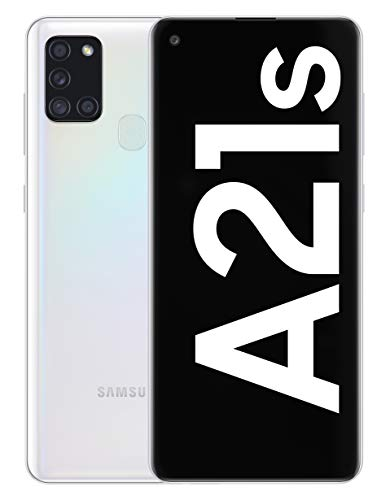 Samsung Galaxy A21s - Smartphone de 6.5' (4 GB RAM, 128 GB de Memoria Interna, WiFi,...