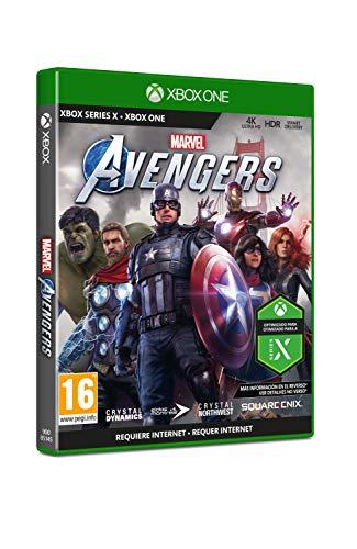 Marvel's Avengers - Xbox One (Edición Exclusiva Amazon)