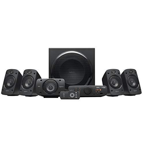 Logitech Z906 5.1 Sistema de Altavoces Sonido Envolvente THX, Certificado Dolby&DTS,...