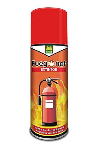 Extintor en spray Fuegonet de 500g (650ml) - Ideal para casa, coche, camping,...