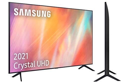 Samsung 4K UHD 2021 55AU7105 - Smart TV de 55' con Resolución Crystal UHD,...