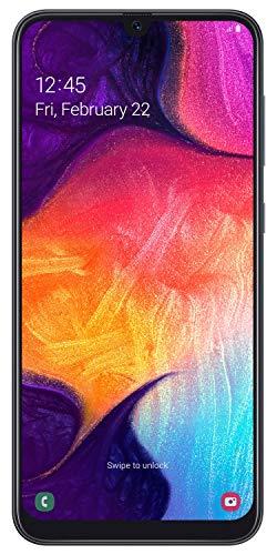 Samsung Galaxy A50 SM-A505F 16,3 cm (6.4') 4 GB 128 GB SIM Doble 4G Negro 4000 mAh -...