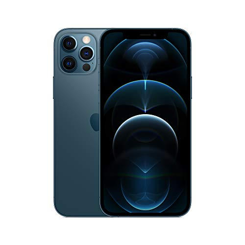 Nuevo Apple iPhone 12 Pro (256GB) - de en Azul pacífico