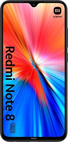 Xiaomi Redmi Note 8 Edición 2021- Smartphone 4GB RAM + 64GB ROM MediaTek Helio G85...