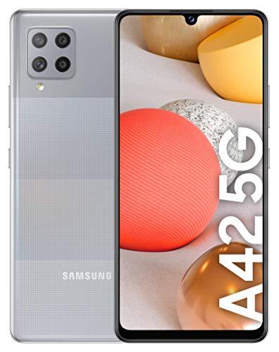 SAMSUNG Galaxy A42 5G, Smartphone Android Libre de 6.6' HD+, 4G RAM 128GB Memoria...