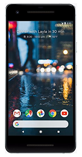 Google Pixel 2 12,7 cm (5') 4 GB 128 GB SIM única 4G Negro, Blanco 2700 mAh -...