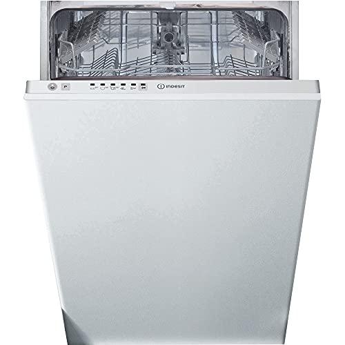 Indesit DSIE 2B10 lavavajilla Totalmente integrado 10 cubiertos A+ - Lavavajillas...