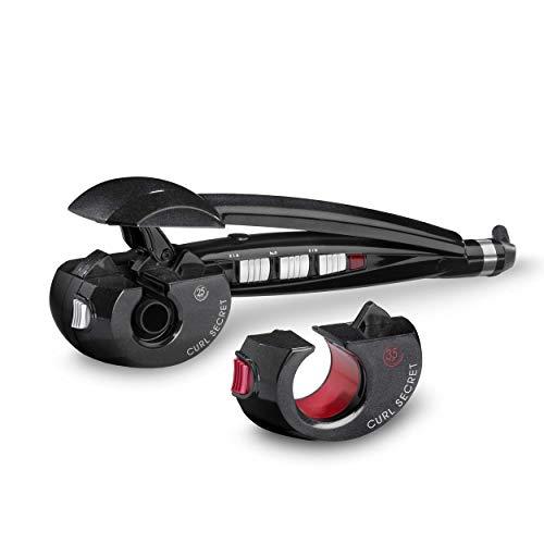 BaByliss C1300E Rizador de pelo automático con 2 cabezales, 100% automático, doble...