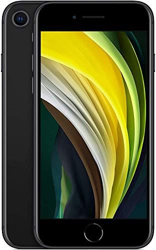 Apple iPhone SE 2a Generación, 64GB, Negro (Reacondicionado)