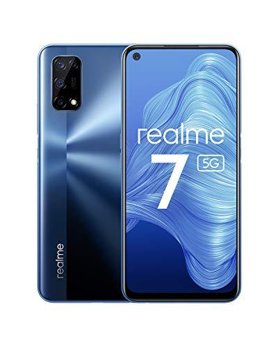 realme 7 5G - smartphone de 6.5, 6GB RAM + 128GB de ROM, 120Hz Ultra Smooth Display,...