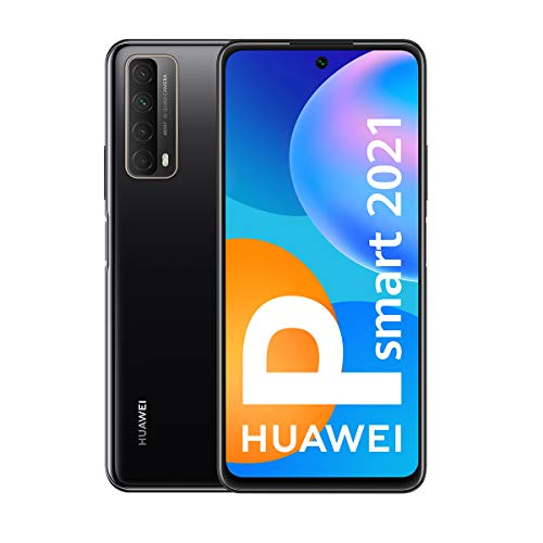 HUAWEI P Smart 2021 - Smartphone de 6,67 Pulgadas Full HD, 4GB de RAM y 128 GB de...