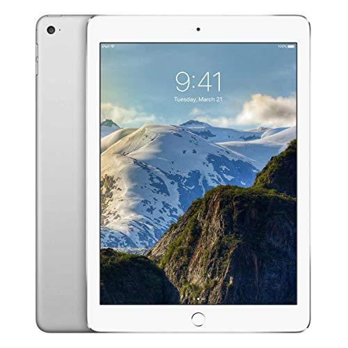 2017 Apple iPad (9.7-pulgadas, Wi-Fi, 128GB) - Plata (Reacondicinado)