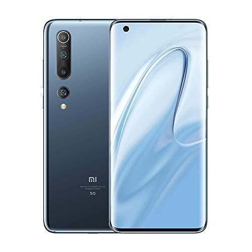 Xiaomi X-MZB9055EU Mi 10 16,9 cm (6.67') 8 GB 256 GB SIM Doble 5G USB Tipo C Gris...