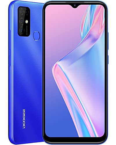 DOOGEE X96 Pro [2021] 4GB RAM+64GB ROM Moviles Libres, Android 11, 5400mAh 4G...